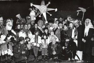 Коляда у Львові, січень 1972 р.